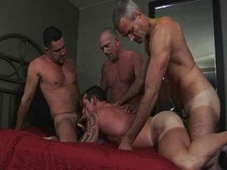 black gay sodomie gang bang minet